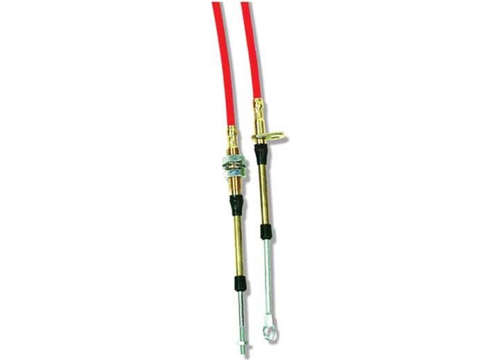 B&M 80834 Shifter Cable, Race-Super Duty 8 Feet