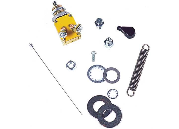 B&M 20297 Kickdown Switch Kit For TH400 Transmission