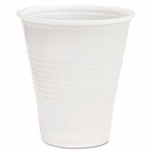 Translucent Plastic Cold Cups, 14oz, 50/Pack