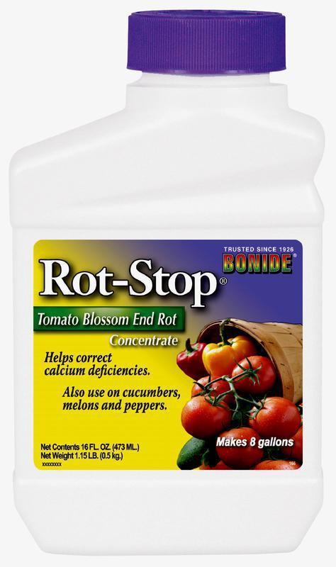 166 PT ROT STOP TOMATO BLOSSOM
