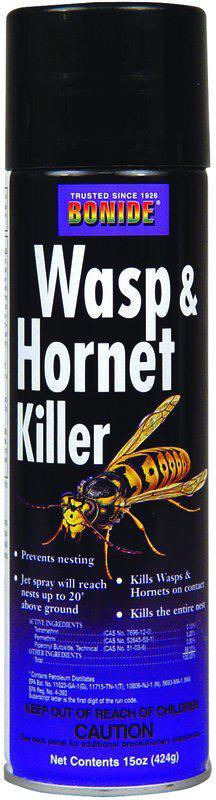 63110 15 OZ WASP&HORNET SPRAY