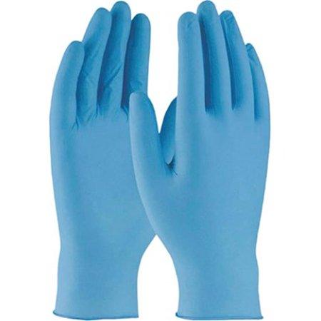 GLOVES NITRILE BLUE 3MIL LARGE