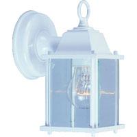 Boston Harbor AL1037-43L Lantern Small Porch Light Fixture, Medium, 60 W, 1 Lamp