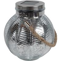 JAR SOLAR ROUND GLASS TABLETOP