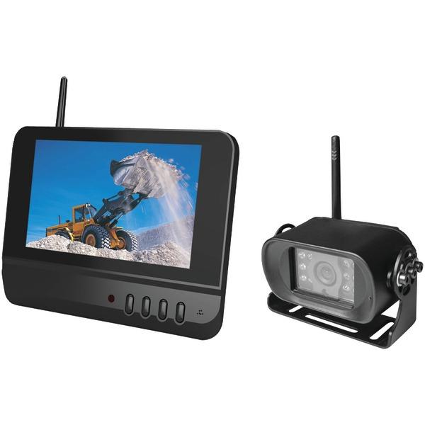"BOYO Vision VTC700R 7"" 2.4GHz Digital Wireless Rearview System"