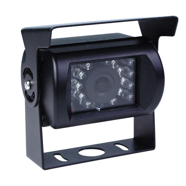 BOYO Vision VTB301CA VTB301CA AHD Heavy-Duty Universal-Mount Backup Camera with Night Vision