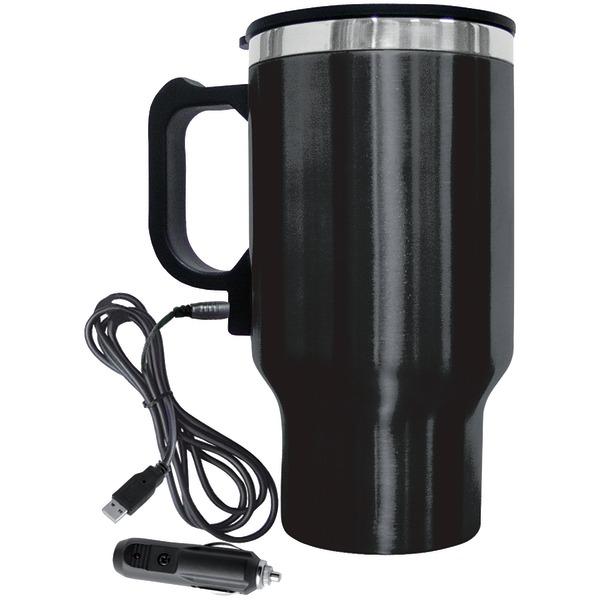 ELECTRIC COFFEE MUG BLK