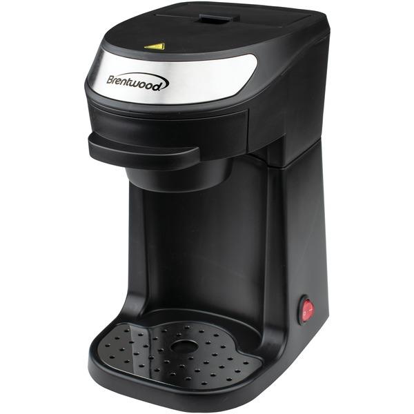 SNGL SRV COFFEE MKR BLK