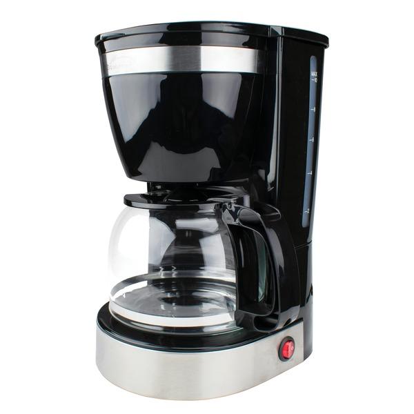 Brentwood Appliances TS-215BK 12-Cup Coffee Maker (Black)