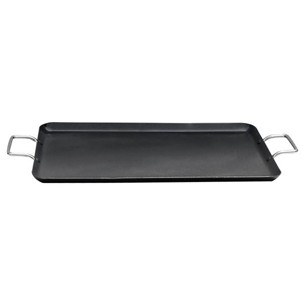 Brentwood Appliances BDG-2200 19-Inch Nonstick Aluminum Double-Burner Griddle Pan