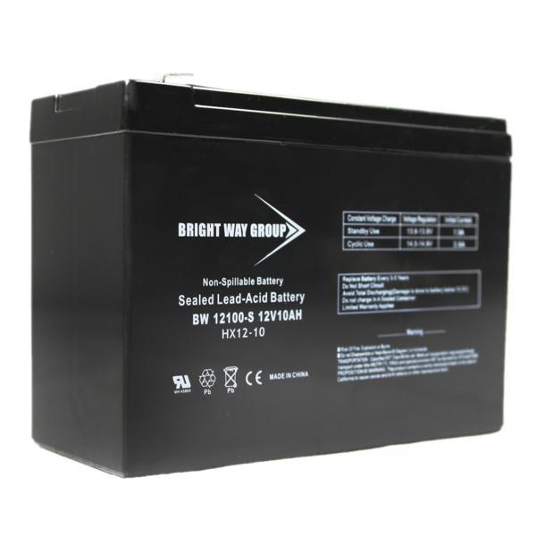 12V 10A SLD LD ACD BAT