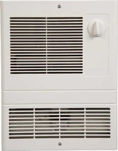1000 Watts Wall Heater White