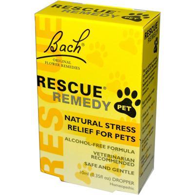 Bach Pet Rescue Remedy (1x10 ML)