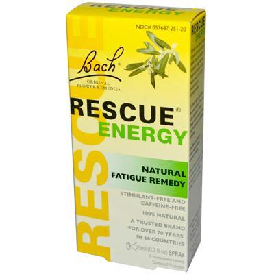 Bach Rescue Energy (1x20 ML)