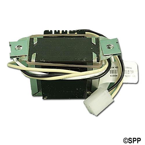 Transformer, PCB, Balboa, 230VAC-12VAC, 4 Wire w/9 Pin Molex Plug
