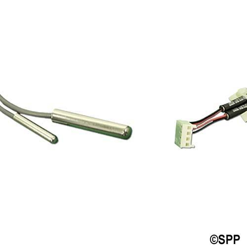"""Sensor, Temp/Hi-Limt, Balboa, Temp: 96'Cable x 3/8""""Bulb, Hi-Limit: 31""""Cable x 1/4""""Bulb"""