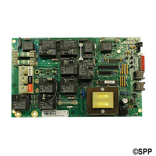 Circuit Board, Keys Backyard (Balboa), ICON31R1, 2000LE, Serial Standard, 8 Pin Phone Cable