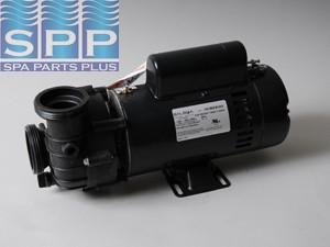 "Pump, Sta-Rite Dura-Jet, 3.0HP, 230V, 12.0/3.7A, 2-Speed, 2""MBT, SD, 48-Frame"