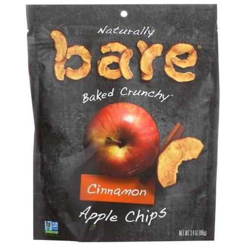 Bare Naturally Crunchy Cinnamon Apple Chips (12x34 OZ)