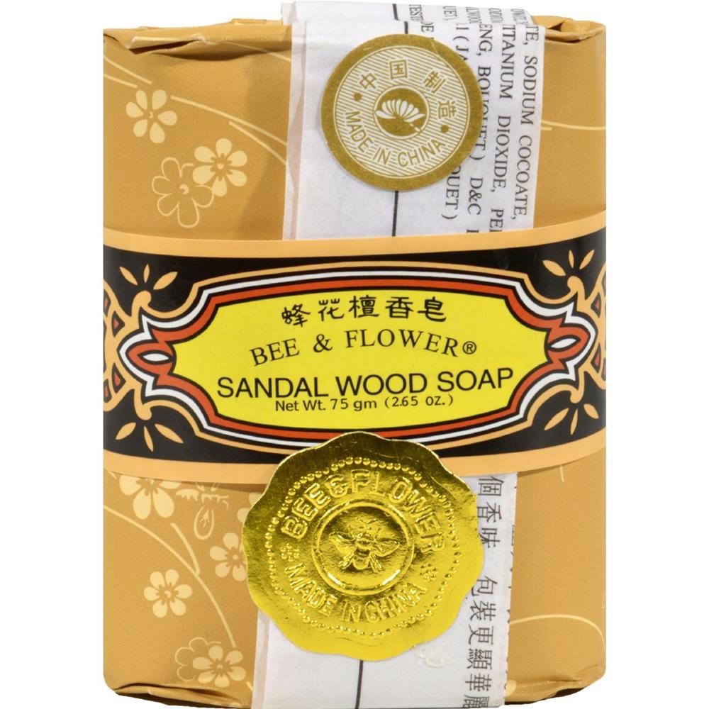 Bee & Flower Sandalwood Soap (12x265 Oz)