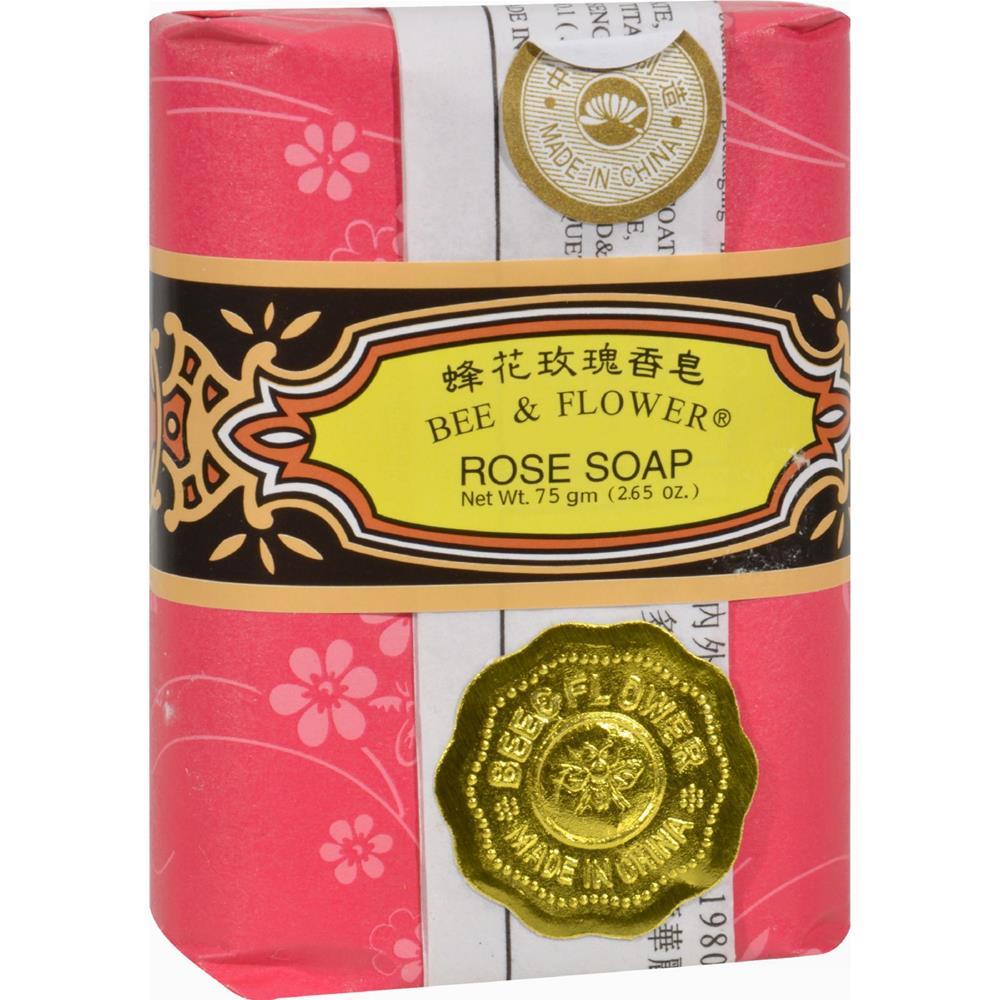Bee & Flower Rose Bee & Flower Soap (12x265 Oz)