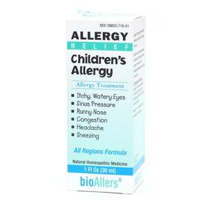 Bio-Allers Children's Allergy Treatment (1x1 fl Oz)