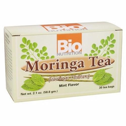 Bio Nutrition Tea Moringa Mint (1x30 Bags)
