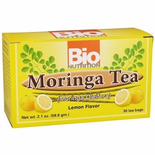 Bio Nutrition Tea Moringa Lemon (1x30 Bags)