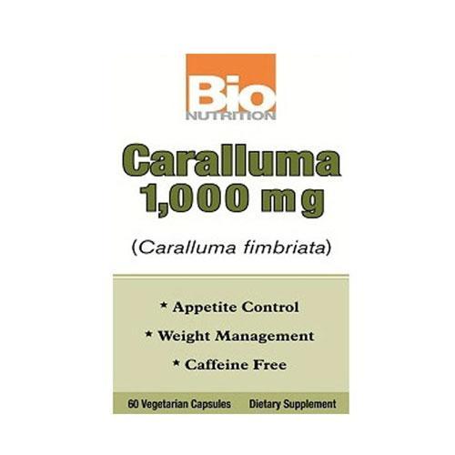 Bio Nutrition Caralluma 1000 mg (60 Veg Capsules)
