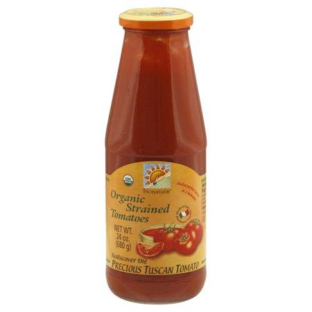Bionaturae Strained Tomatoes (6x24 Oz)