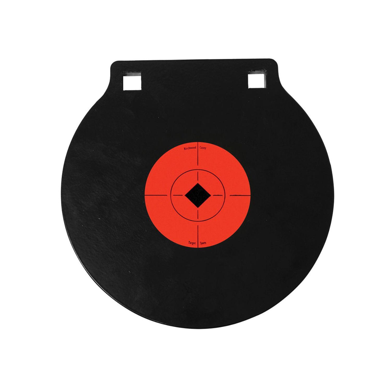 Birchwood Casey 8 Inch Double Hole Gong AR500 Target