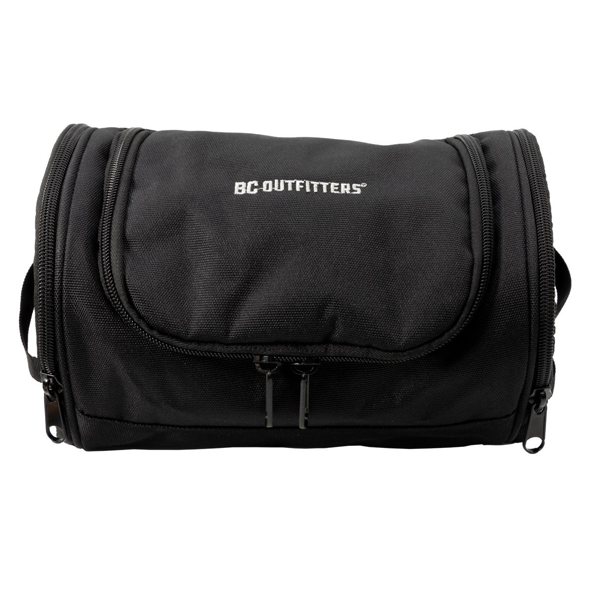 BCO SPORTS BAG W/MIRROR-BLK/GRY