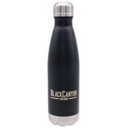 BCO 16OZ BLACK WATER BOTTLE TWIST LID