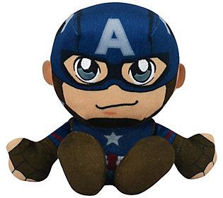 Marvel Capt Amer. 8 in Kuricha  Plush
