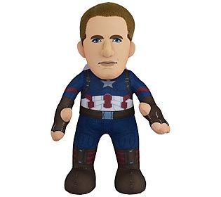 Marvel Captain America 10 in Plush Figur