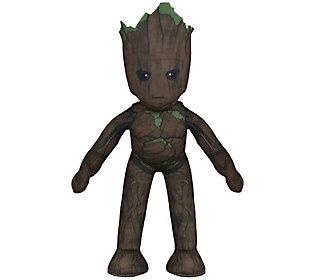 Marvel Groot 10 in Plush Figure