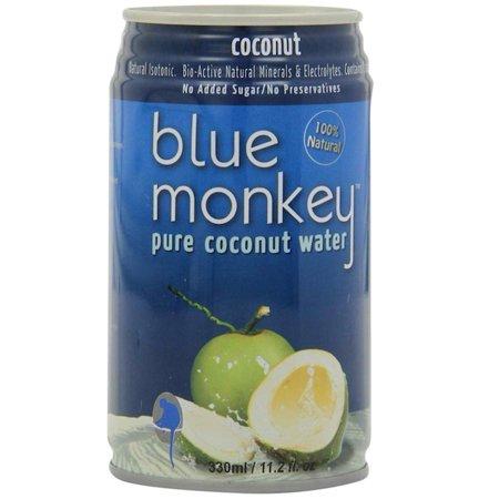 Blue Monkey Coconut Water No Pulp (6x176OZ )