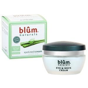 Blum Naturals Eye and Neck Cream (1x169 Oz)