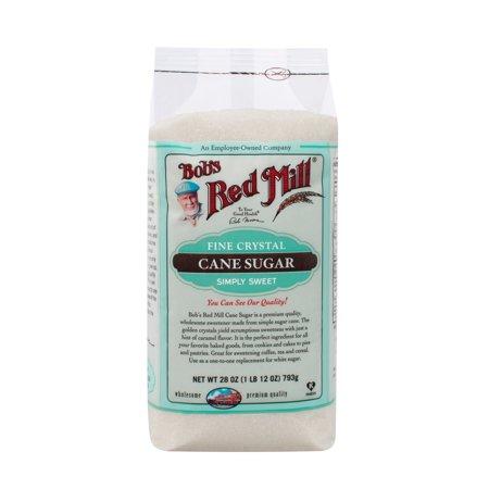 Bob's Red Mill Evaporated Cane Juice Sugar (4x28 OZ)