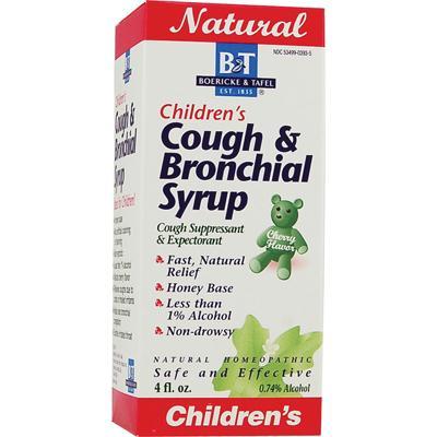 Boericke & Tafel Child Cough & Bronchial Syrup (1x4 Oz)