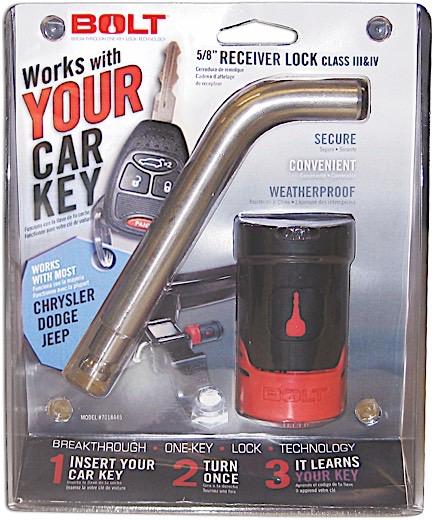 <12> 5/8' Receiver Lock Dodge/