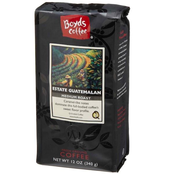 Boyds Coffee Streamliner Coffee (6x12OZ )