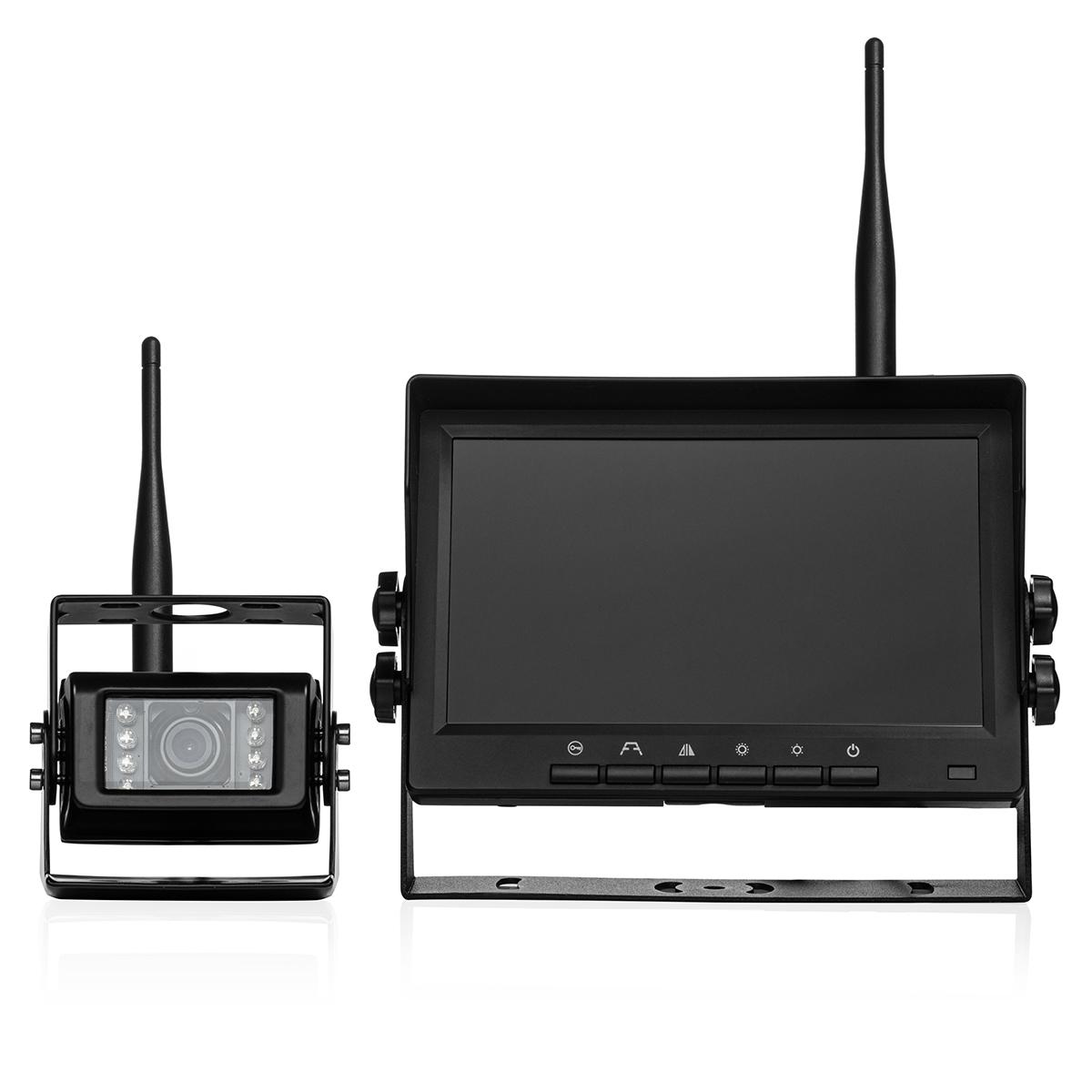 HD DIGITAL WIRELESS 7 .in  MON & CAM SYS