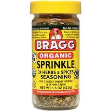 Bragg Organic Sprinkle 24 Herb (12x15Oz)