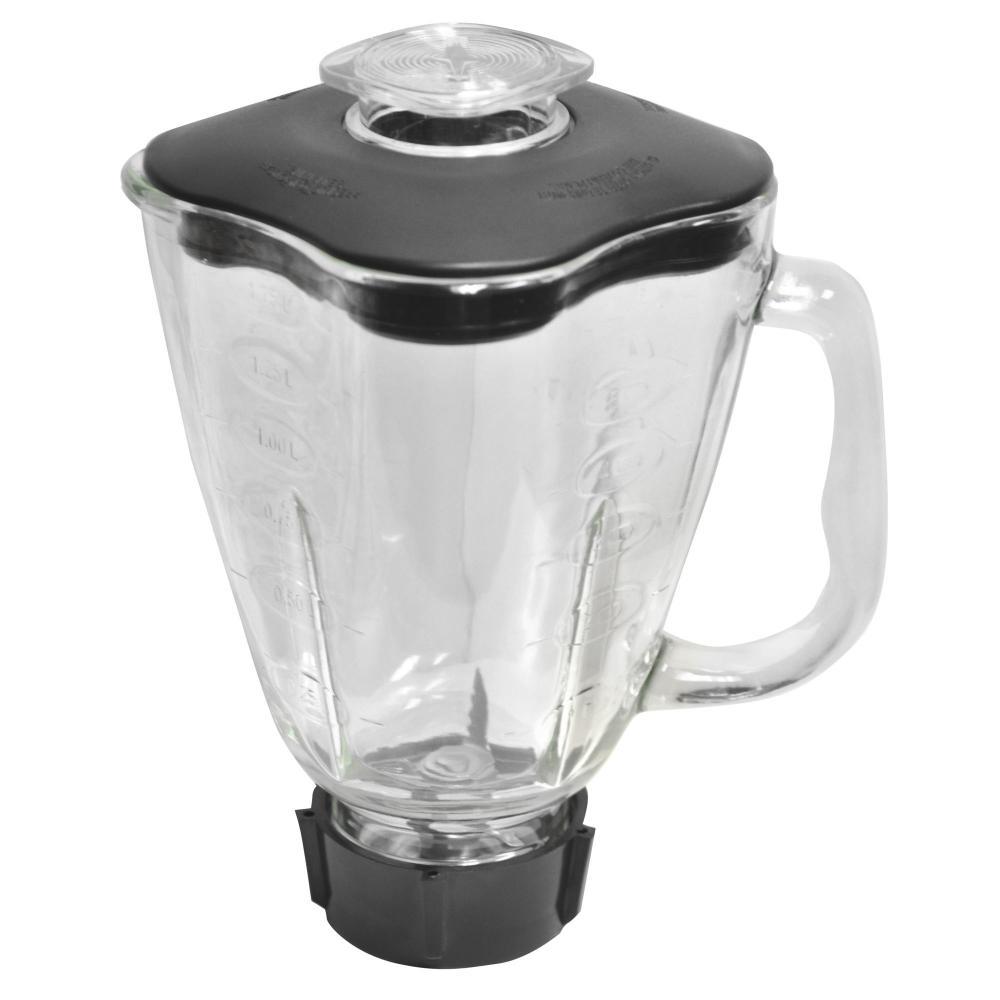 BRENTWOOD 1.25 GLASS JAR BLENDER F/OSTER