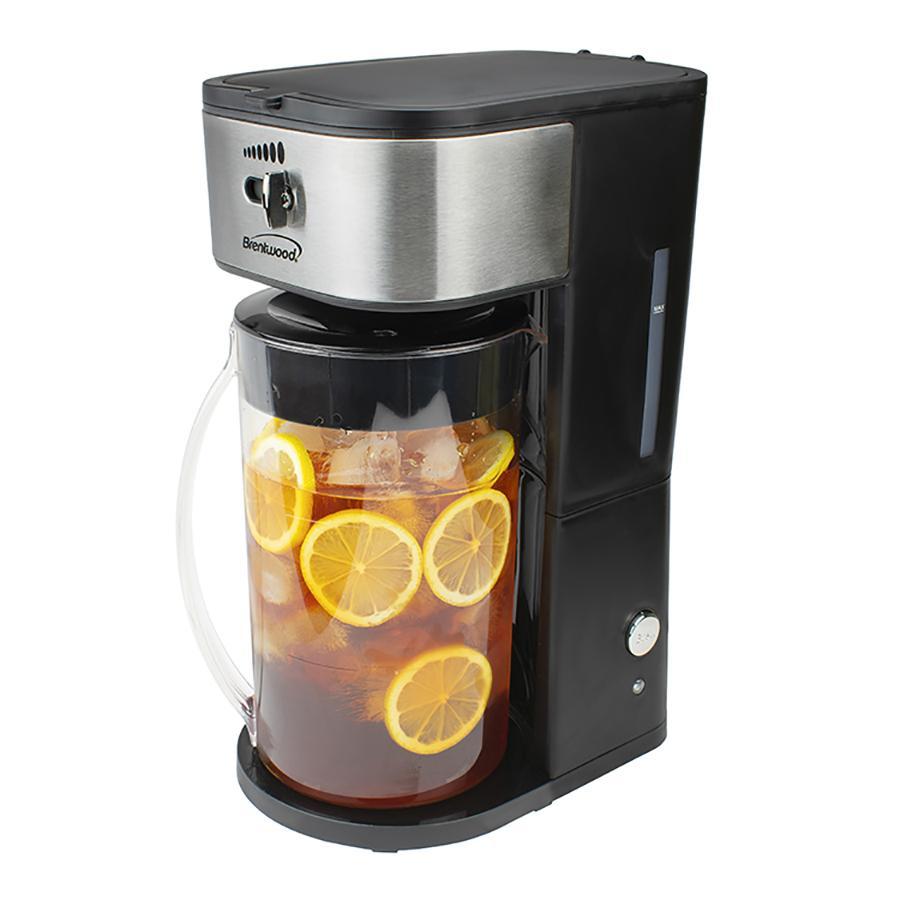 BRENTWOOD ICED TEA/COFFEE MAKER 64O PITC