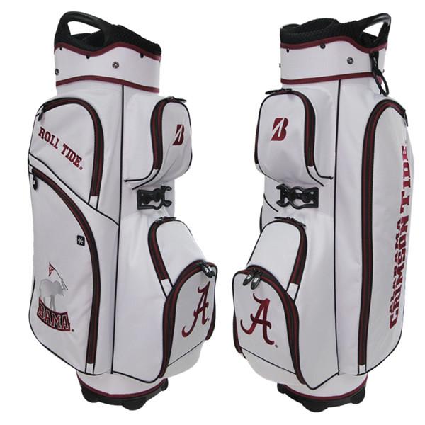 Bridgestone NCAA Golf Stand Bag-Alabama