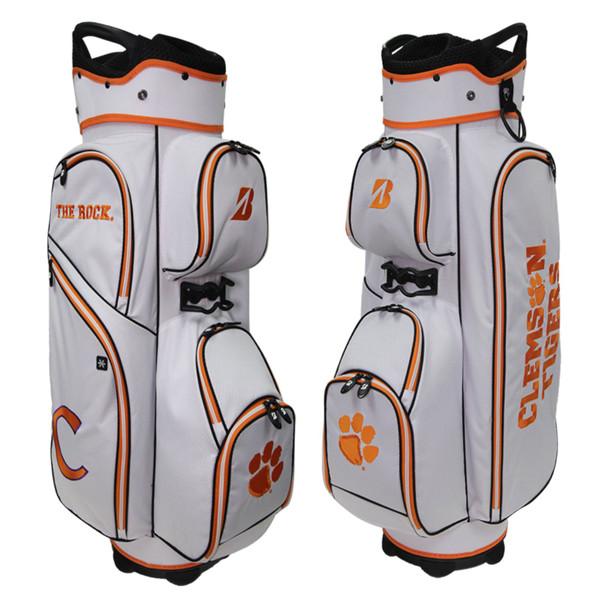 Bridgestone NCAA Golf Stand Bag-Clemson