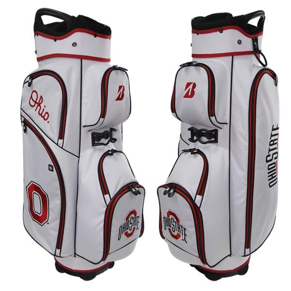 Bridgestone NCAA Golf Stand Bag-Ohio State
