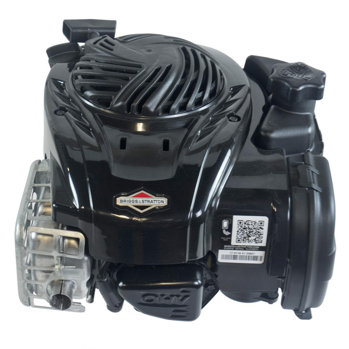 550 Series, Vertical 7/8x3-5/32 Shaft, Fixed Throttle, Ready Start, Briggs & Stratton Engine
